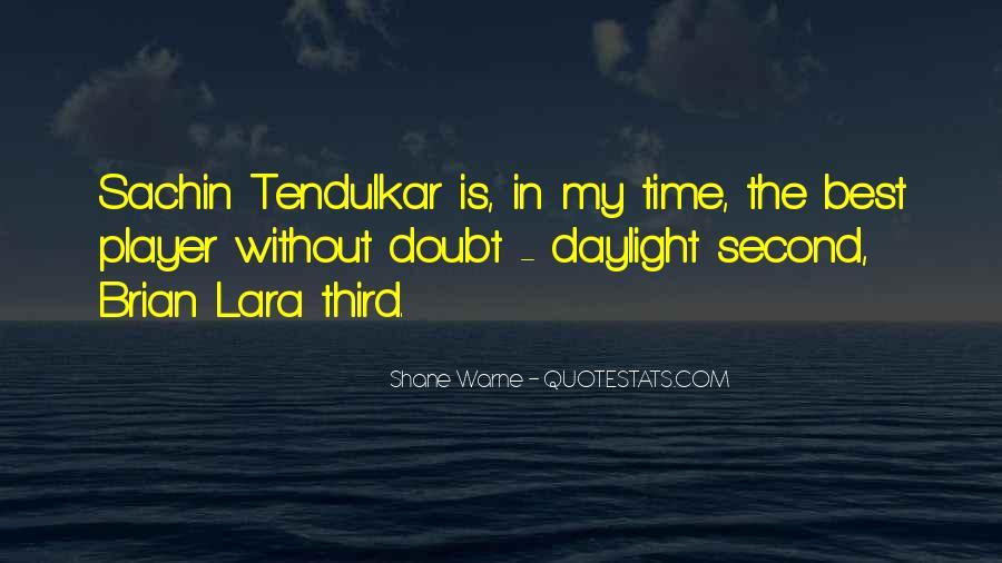 Best Tendulkar Quotes #1361489