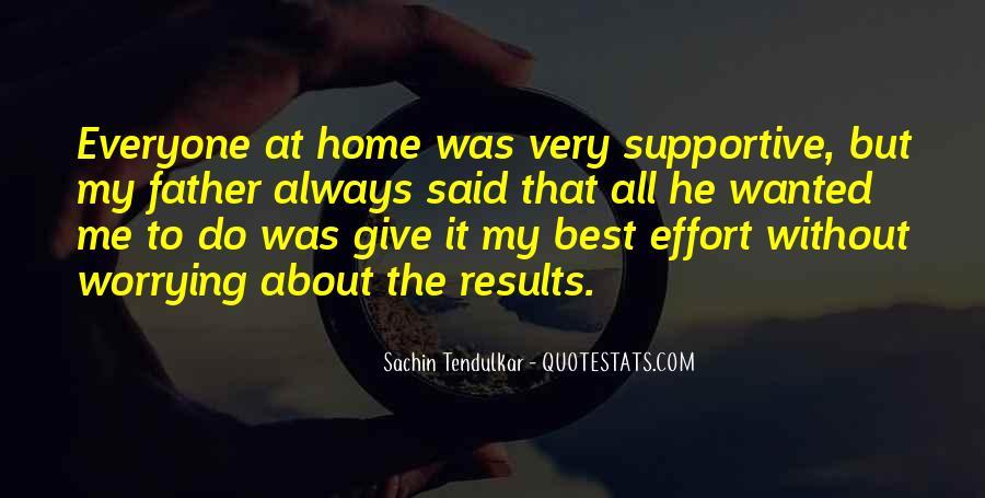 Best Tendulkar Quotes #1398071