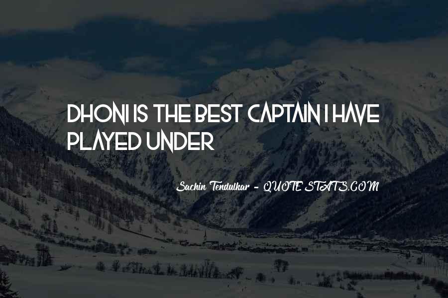 Best Tendulkar Quotes #1401278