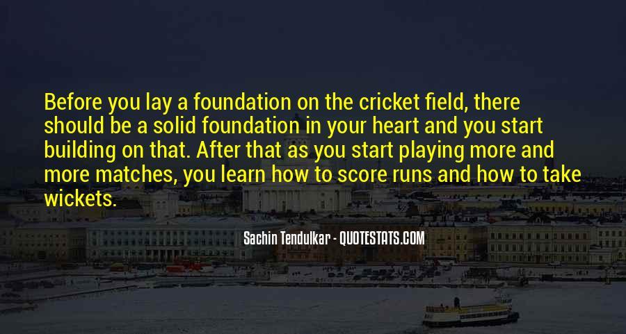Best Tendulkar Quotes #189129