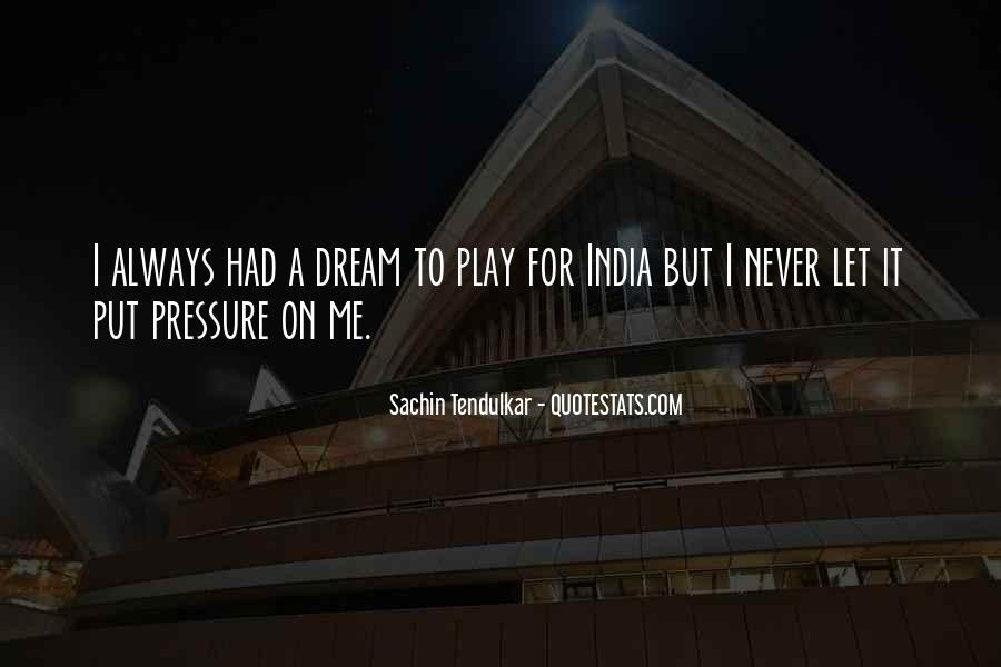 Best Tendulkar Quotes #199550