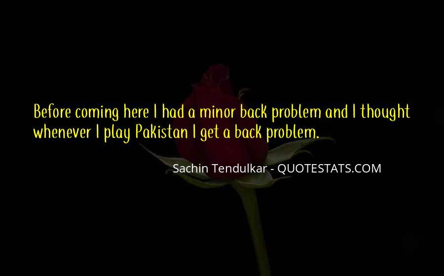Best Tendulkar Quotes #201893