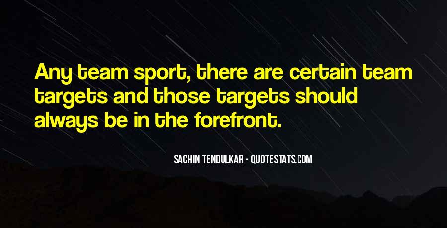 Best Tendulkar Quotes #266593