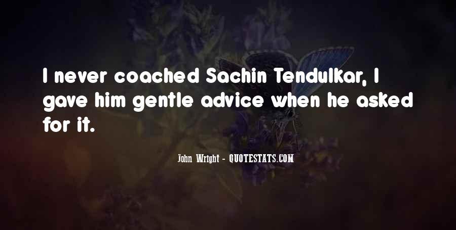 Best Tendulkar Quotes #270960