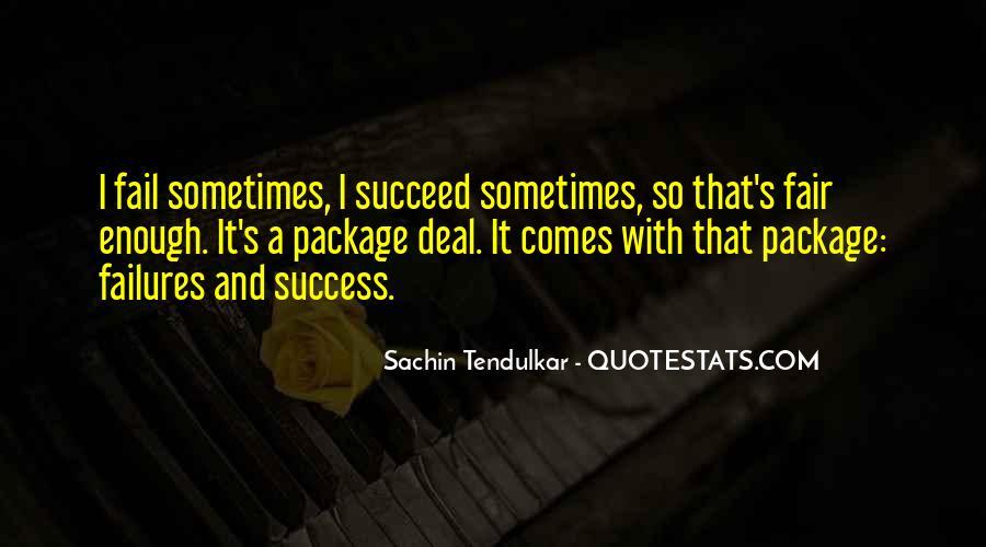 Best Tendulkar Quotes #359763