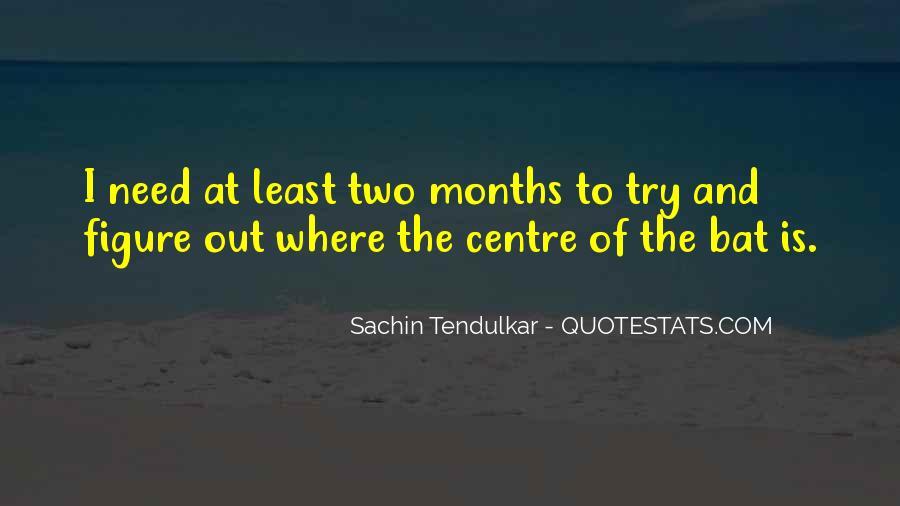 Best Tendulkar Quotes #405263