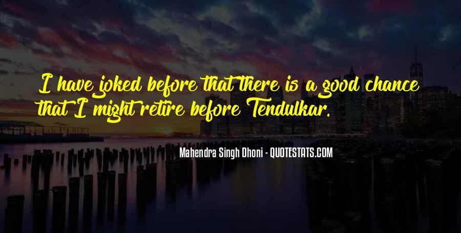 Best Tendulkar Quotes #467353