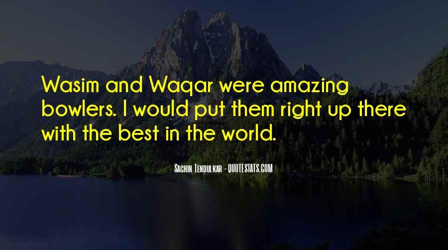 Best Tendulkar Quotes #959423