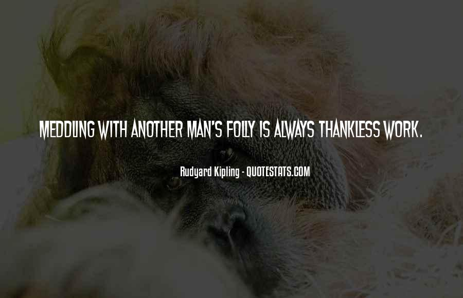 Best Thankless Quotes #462242