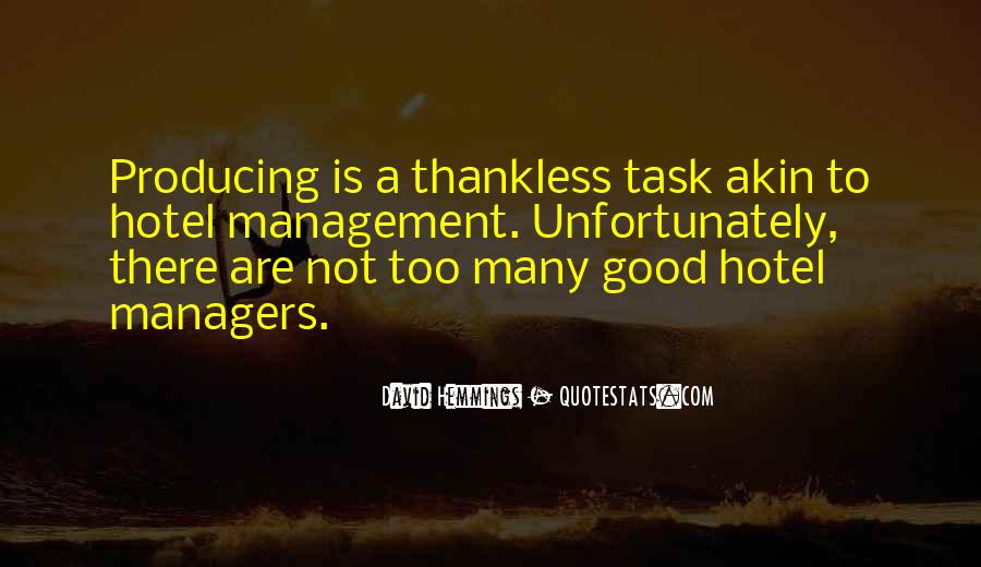 Best Thankless Quotes #736309