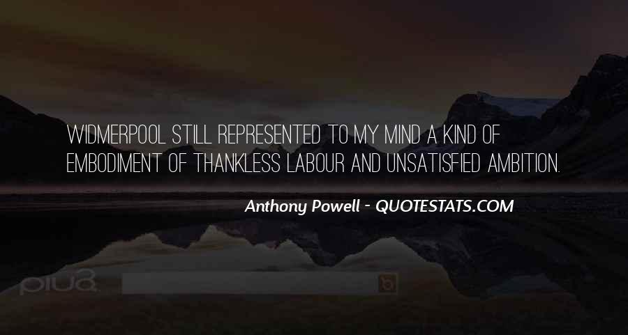 Best Thankless Quotes #816584