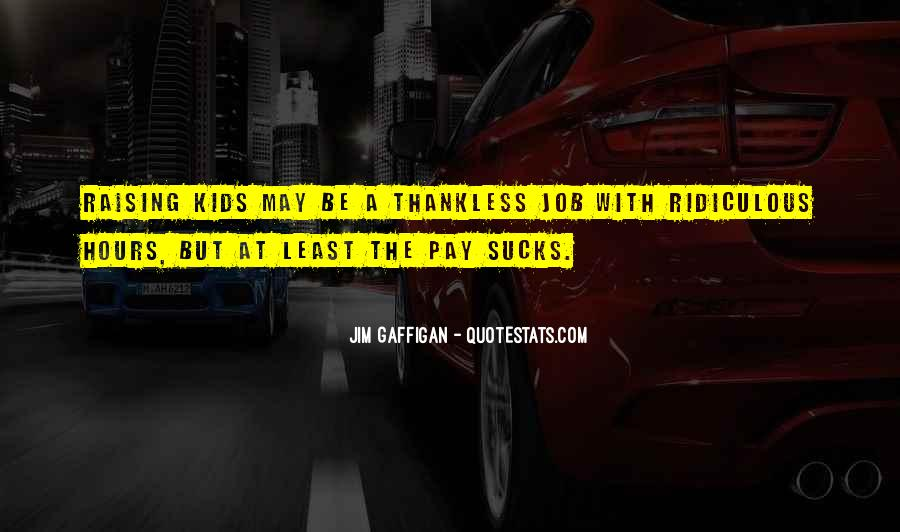 Best Thankless Quotes #974083