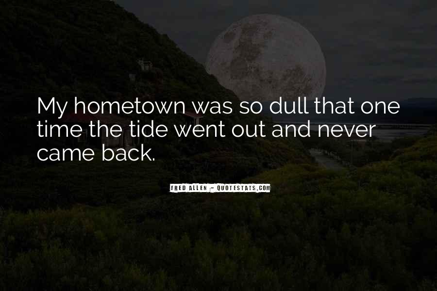 Best Tide Quotes #27686