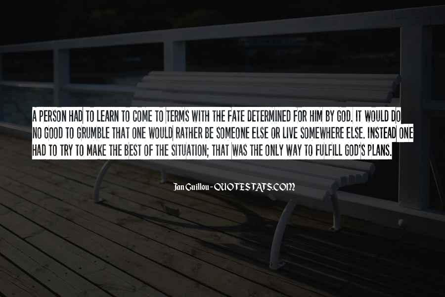 Best To Come Quotes #114121