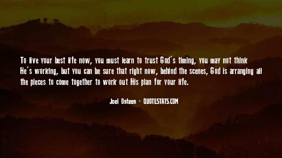 Best To Come Quotes #114377