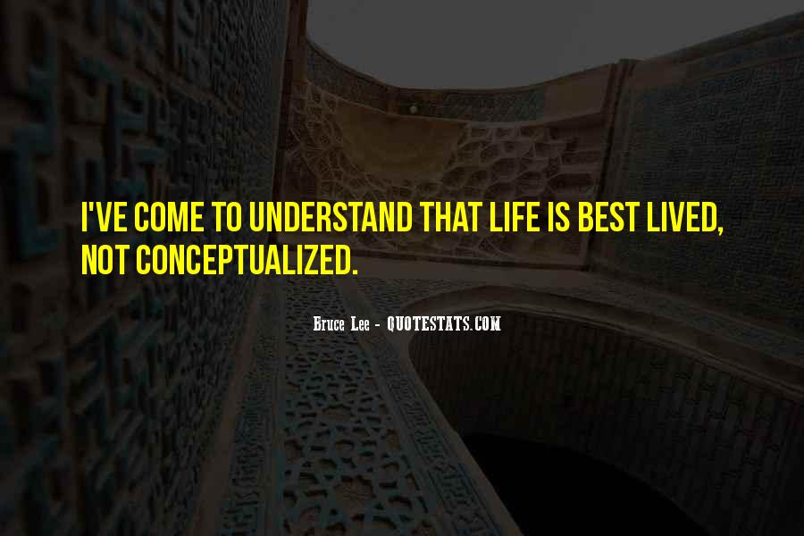 Best To Come Quotes #128332
