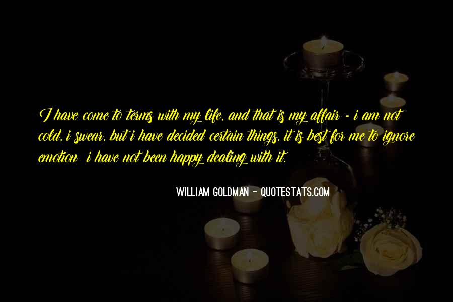Best To Come Quotes #135416