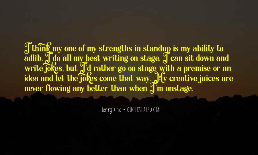 Best To Come Quotes #190414