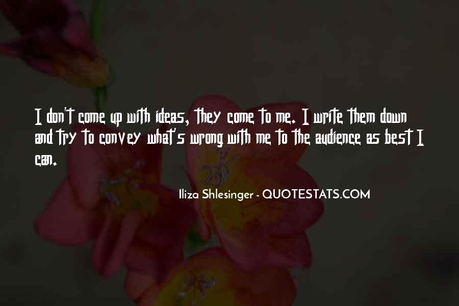 Best To Come Quotes #194465