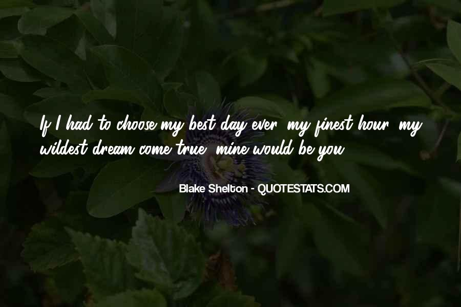 Best To Come Quotes #26095
