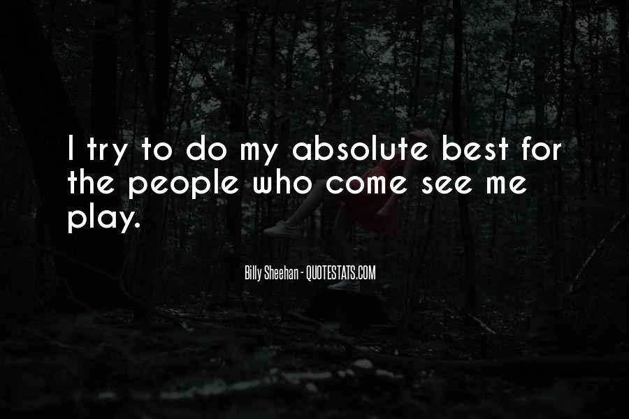 Best To Come Quotes #78613