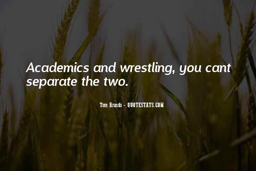 Best Tom Brands Quotes #656698