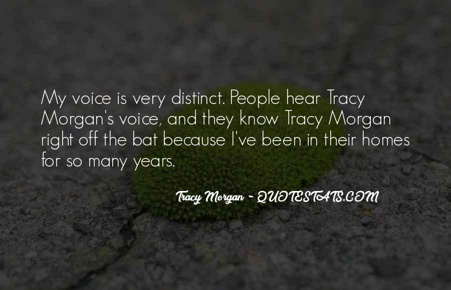Best Tracy Morgan Quotes #152973