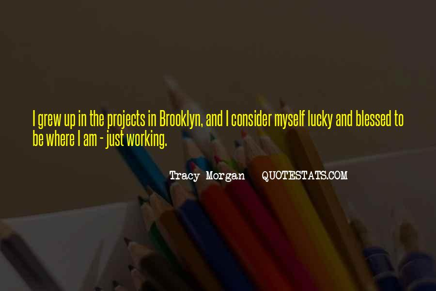 Best Tracy Morgan Quotes #191954