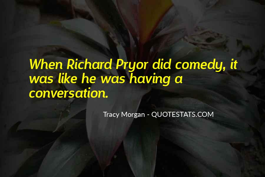 Best Tracy Morgan Quotes #22828