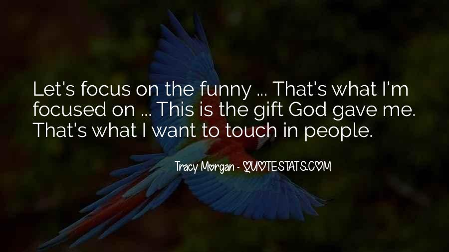 Best Tracy Morgan Quotes #234787