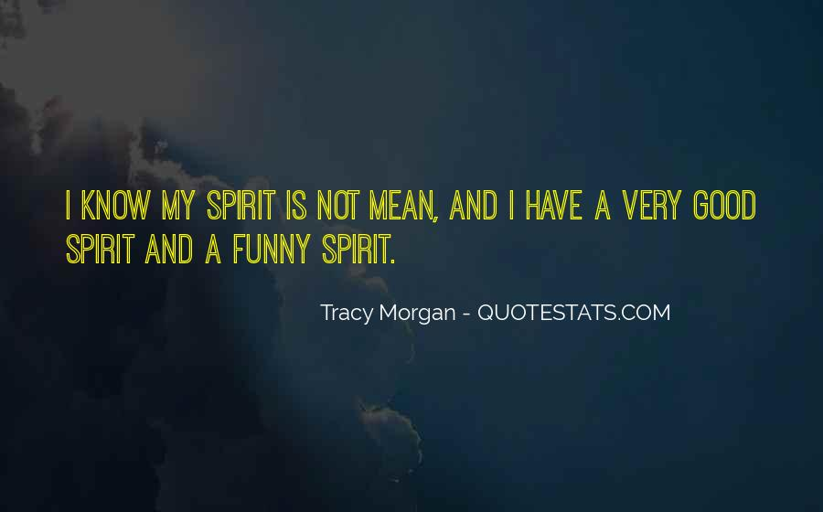 Best Tracy Morgan Quotes #38180