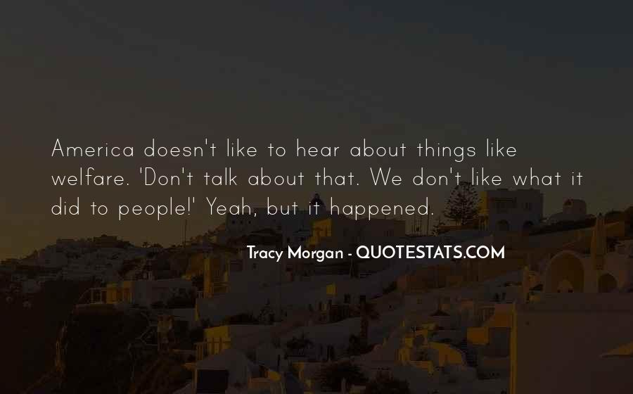 Best Tracy Morgan Quotes #40423