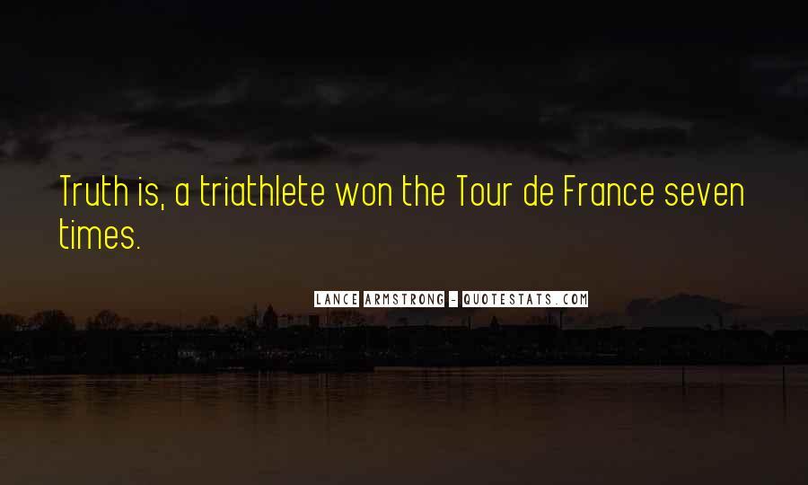 Best Triathlete Quotes #1517005