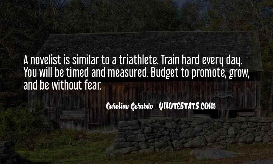 Best Triathlete Quotes #246596