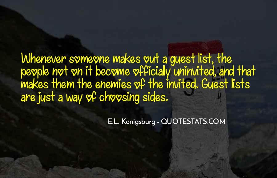 Best Uninvited Quotes #135563