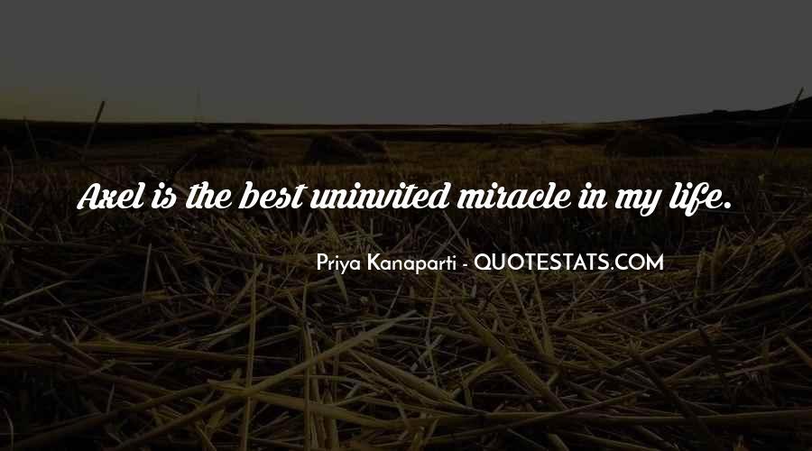 Best Uninvited Quotes #217478