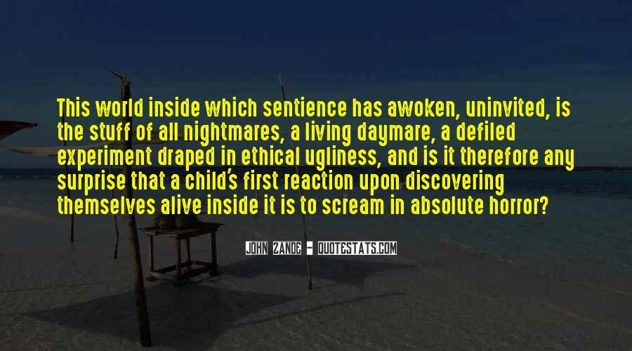 Best Uninvited Quotes #489127