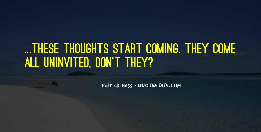 Best Uninvited Quotes #529161