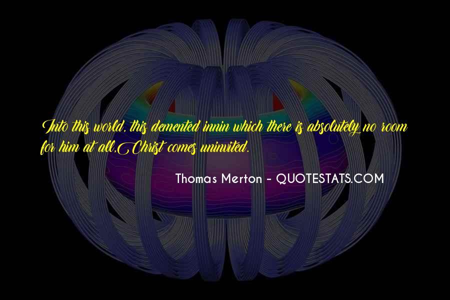 Best Uninvited Quotes #622249