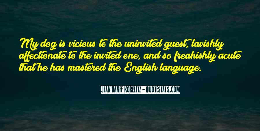 Best Uninvited Quotes #675309