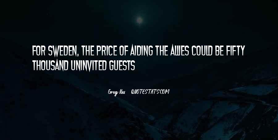 Best Uninvited Quotes #682108