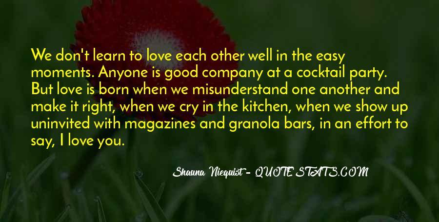Best Uninvited Quotes #701575