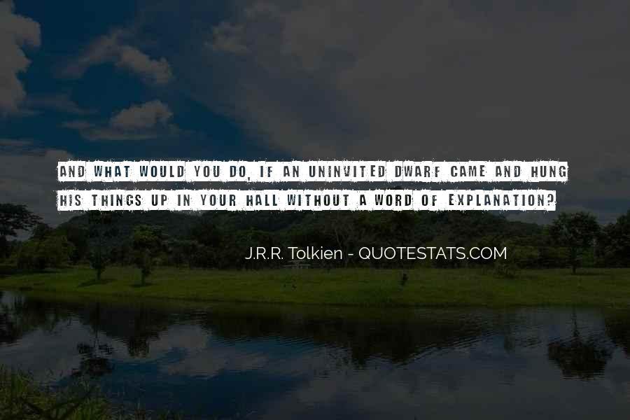 Best Uninvited Quotes #751238