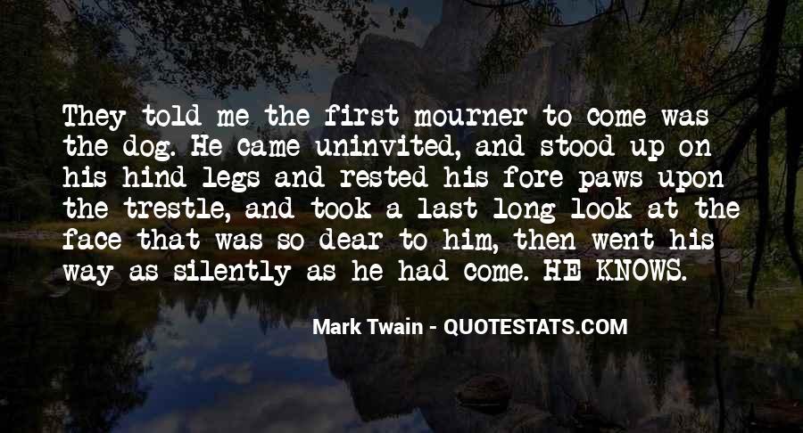 Best Uninvited Quotes #812404