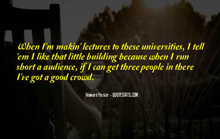 Best Universities Quotes #135784