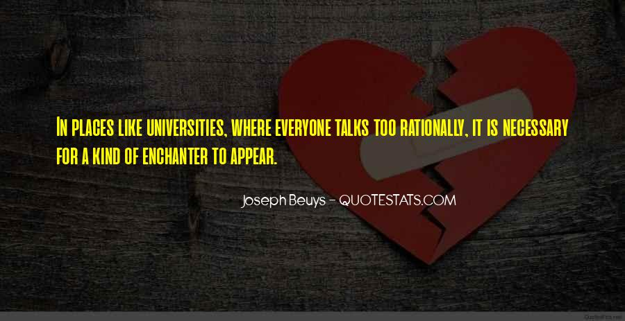 Best Universities Quotes #185298