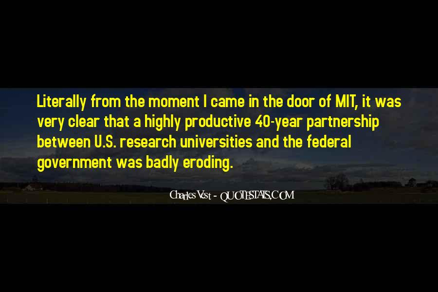 Best Universities Quotes #2432
