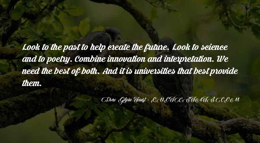 Best Universities Quotes #889457