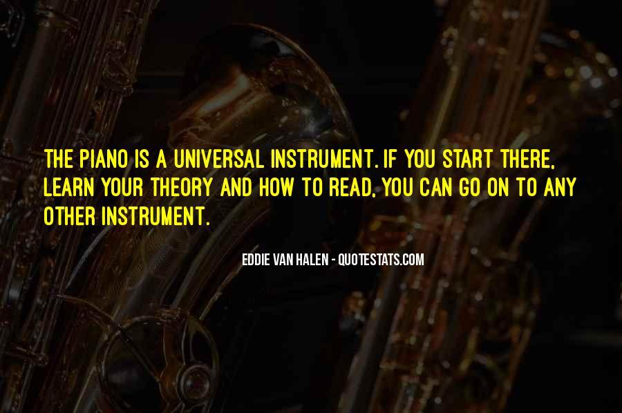 Best Van Halen Quotes #349315