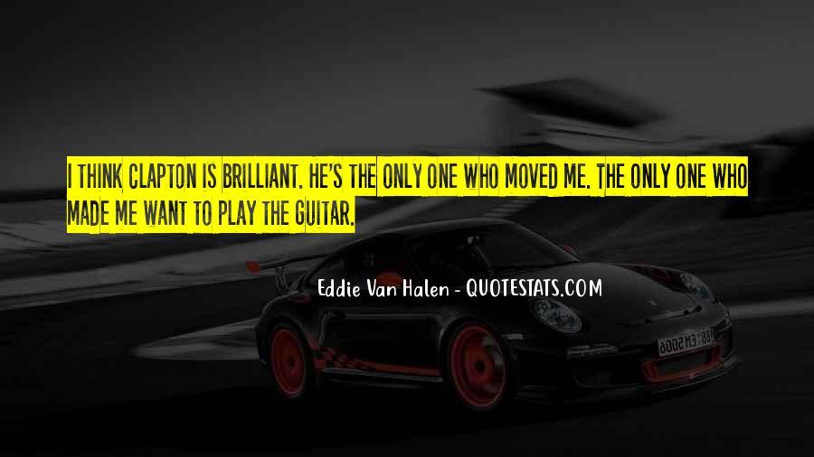 Best Van Halen Quotes #387969